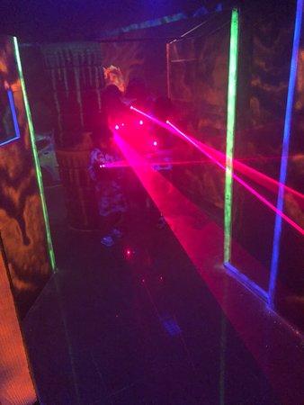 Laser Tag Pitesti