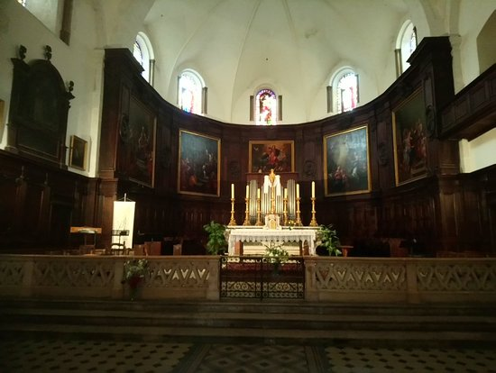 Cathedrale Notre-Dame de Die