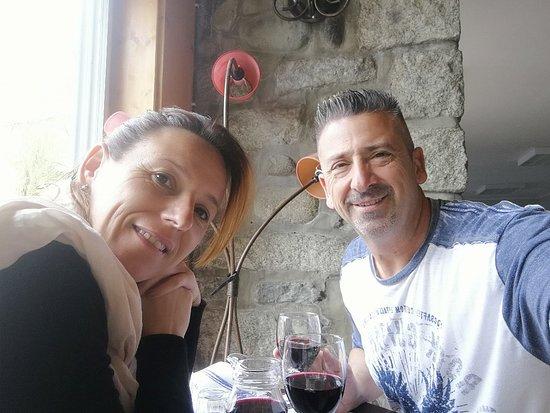 Angoustrine, Frankrike: Le Bistrot De La Place
