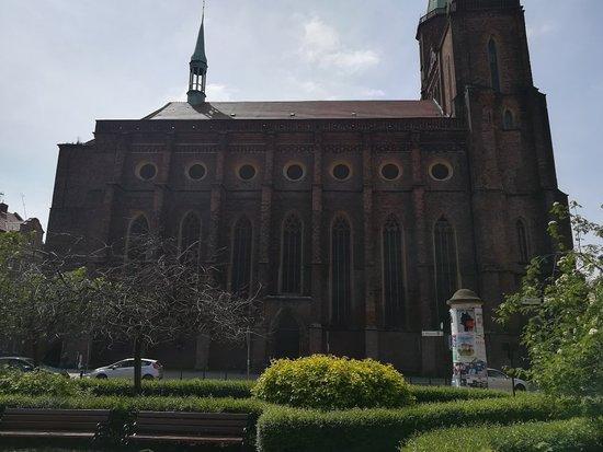 Koscioł Marii Panny w Legnicy