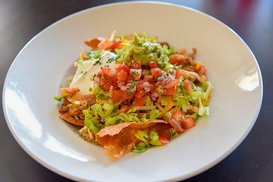 Topsham, ME: cinco de mayo - taco salad