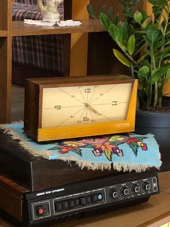 Katysha: clock