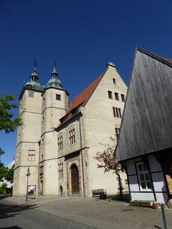 Schloss Steinfurt: Voormalige Hoge School Burgsteinfurt