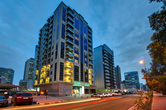 One Month Stay At Class Hotel Apartments Dubai Apartment 711