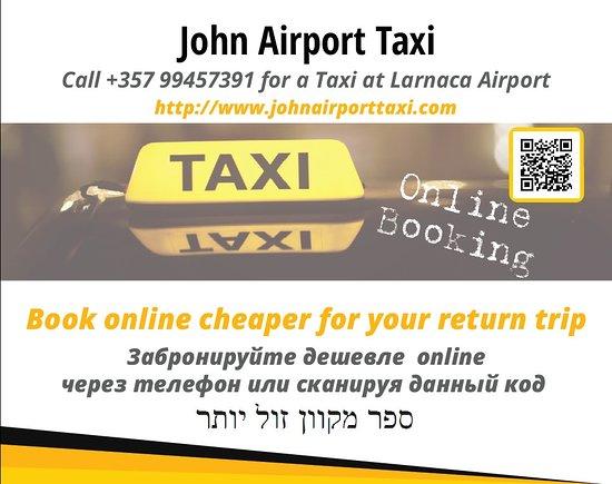 John Airport Taxi