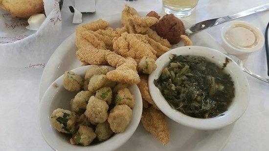 Rowdy S Family Restaurant Vicksburg Mississippi