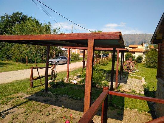 Carpinteria, Argentyna: Cocheras