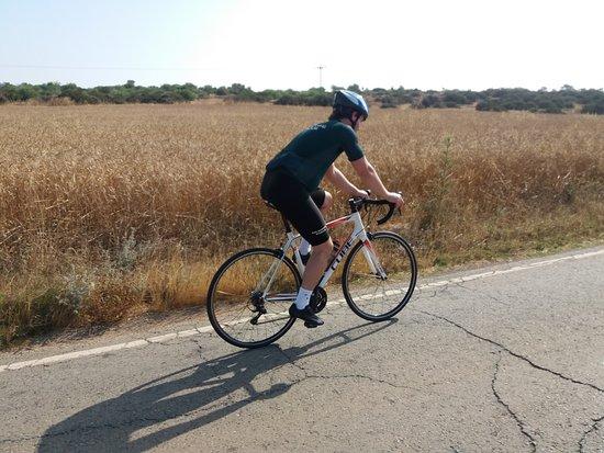 Ramo Pro Cycling Cyprus Ayia Napa / Protaras Coffee Tour....Biking Tours & Bike Hire!
