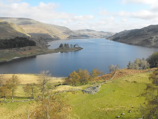 Haweswater Reservoir: Haweswater in spring
