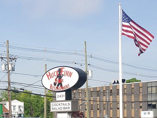 ยูเนียน, นิวเจอร์ซีย์: Huck Finn Diner