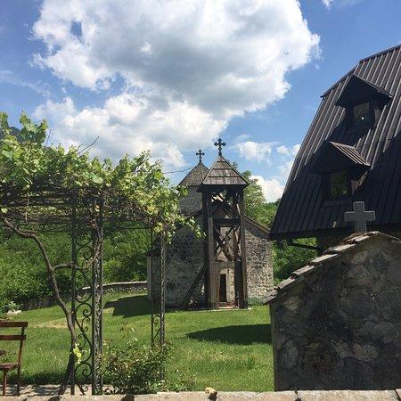 2018年 Dobrilovina Monasteryへ...
