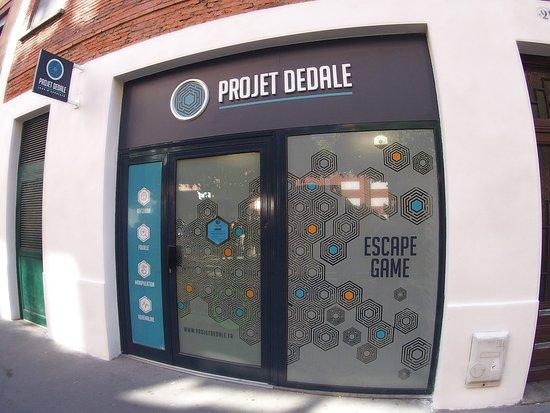 Projet Dédale