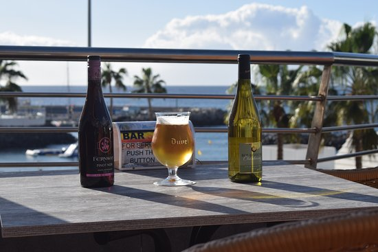 Bar Sealine: STUNNING VIEW FROM OUR TERRAS