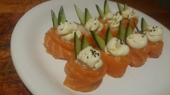 Tucuma: sushi foto