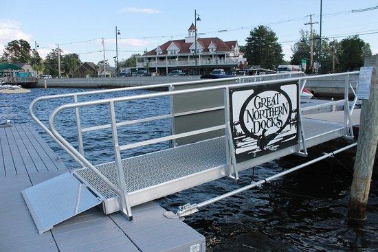 Naples, Maine: Dock Naples Maine