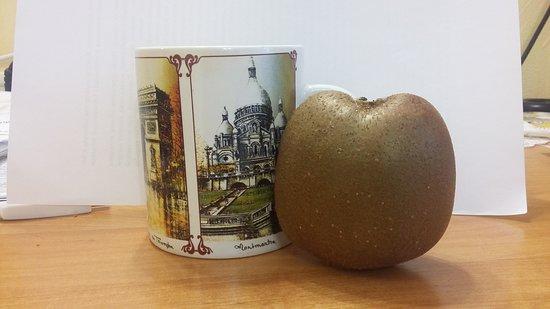 Republic of Bashkortostan, Russia: Киви как знатное яблоко!