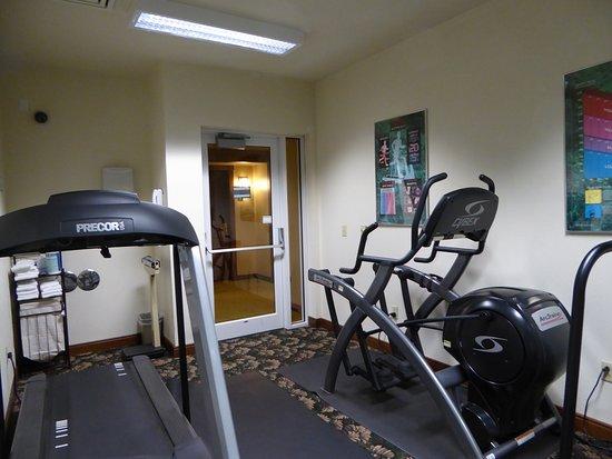 Elkhart Lake, WI: Exercise Room