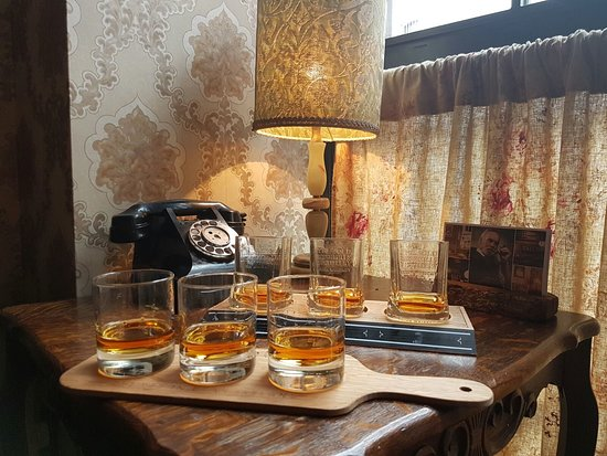 The Whiskey Trail Dublin