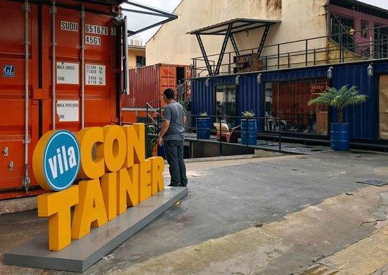 Vila Container