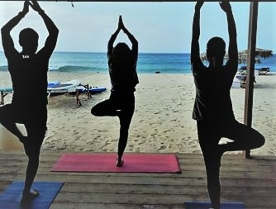 Yoga For Everyone: Morning Yoga with ocean view