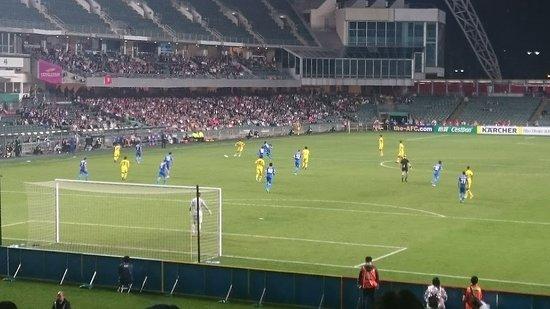 Hong Kong Stadium: グラウンドの中