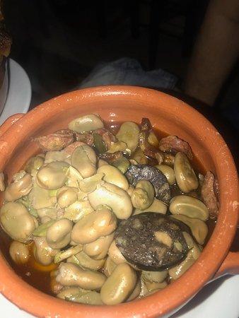 O Holandês dos Caracois: Fava Beans