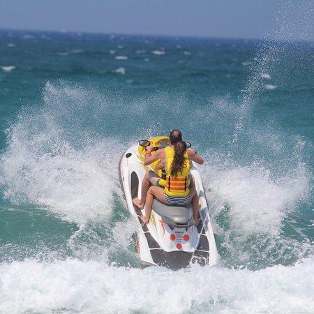 Ammoudara, กรีซ: Water Sports Center Crete