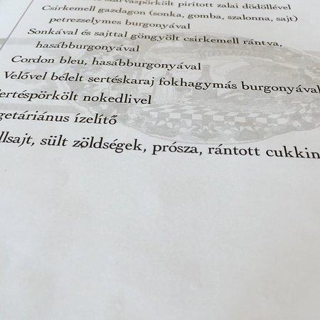 Nagykanizsa, المجر: Dödölle Kisvendéglő