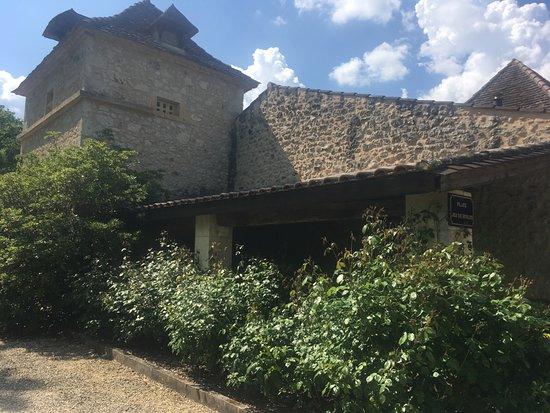 Sainte-Sabine-Born, Frankreich: PIGEONNIER
