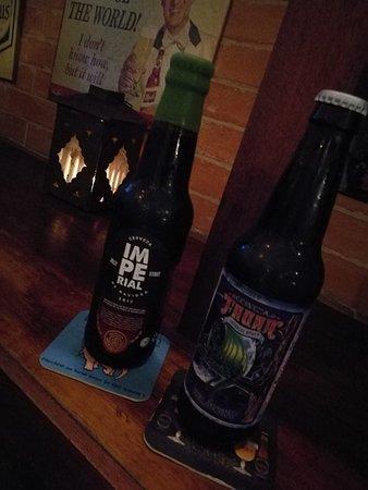 Club de la Cerveza: bottles
