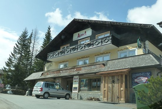 Katschberg, ออสเตรีย: Saisonende