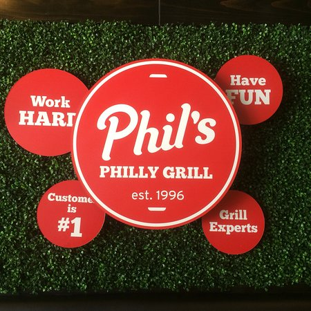 Phil 39 s philly grill dallas menu prices restaurant for Phil s fish grill