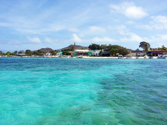 Isla El Gran Roque, Venezuela: Welcome to Los Roques