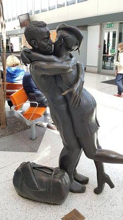 Wincher's Statue
