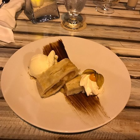 Best restaurant in Aruba