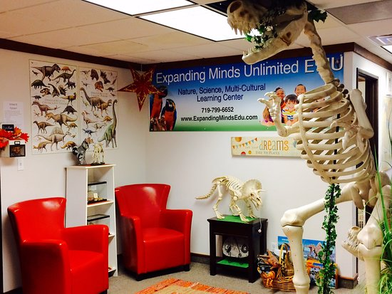 Expanding Minds Unlimited - The Colorado Springs Children's Museum