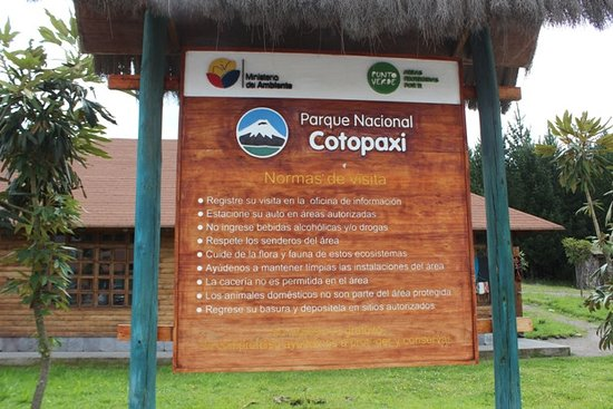 ‪Cotopaxi Administration National Park‬