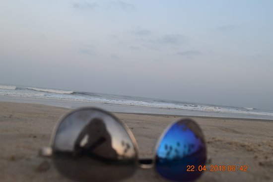 South Goa District, อินเดีย: Goa- Colva beach