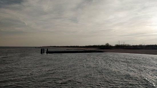 Franklin D. Roosevelt Boardwalk and Beach: IMG_20180502_185002_large.jpg