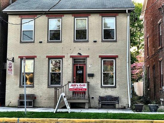Shrewsbury, Пенсильвания: J & B's Grill