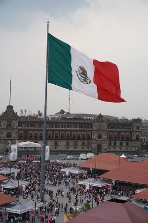 Zocalo View Picture Of La Terraza Hotel Best Western