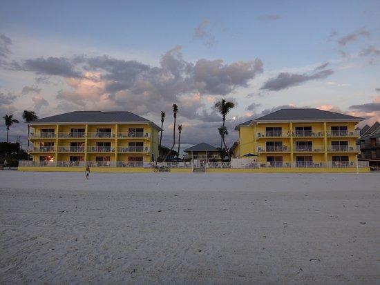 Sandpiper Gulf Resort: Playa