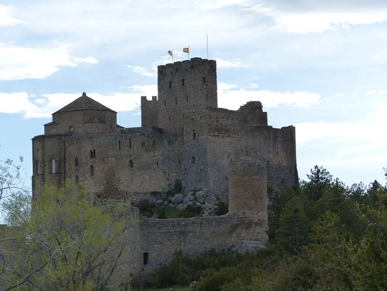 Aragon, Spain: Loarre Castle