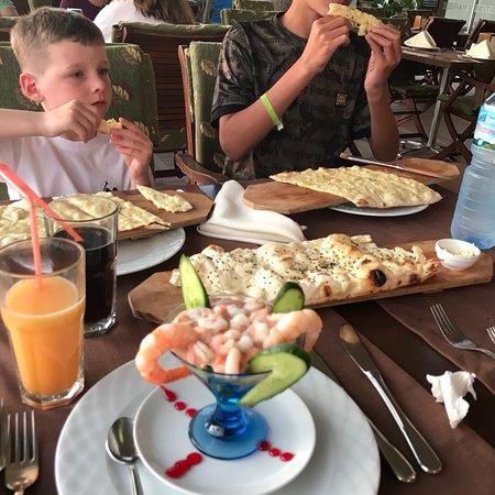 Palm Restaurant-billede