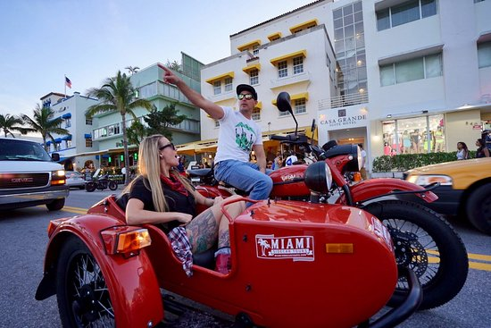 Miami Sidecar Tours
