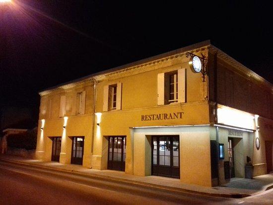 Restaurant Le Cafe De La Liberte Paillet