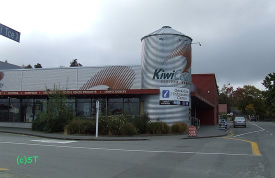 Kiwi Country Visitor Centre