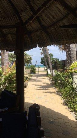 Malmok Beach Picture
