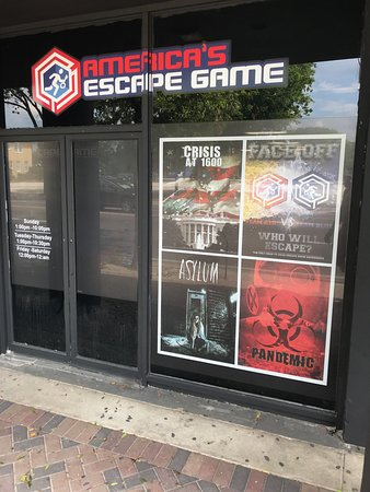 America's Escape Game Gainesville