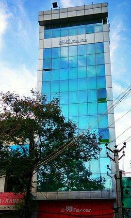 Hotel Shree Nandan siwan
